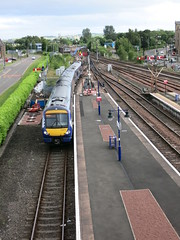 Photo of Stirling Railway station