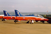 Hawker Siddeley Hawk T1 XX240 '240' 4 Flying Training School