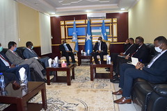 On Puntland visit, International representatives call on Somali Leaders to remain steadfast In their collaboration - 29 November 2020