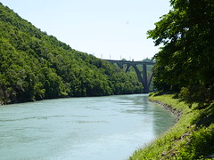 Viaduc de Longeray @ Rhône @ Léaz