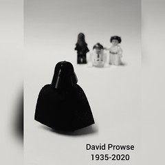 RIP David Prowse