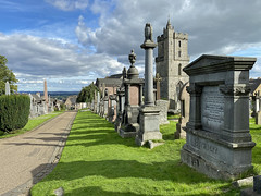 Photo of Old Town Cemetery, Stirling, Scotland