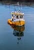 Eastern Dawn in Kirkcaldy Harbour