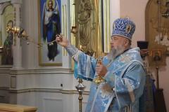 28/11/2020 - Архиерейское богослужение в день памяти Купятицкой иконы Божией Матери