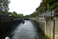 Photo of Romney Lock, Berkshire.