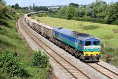 Photo of 59004 Paul A Hammond, Hungerford Common 20.8.20