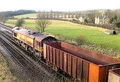 Photo of 66155 Barnetby 20 12 2011