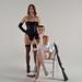 Ashley and Janade Lingerie Shoots Part 3