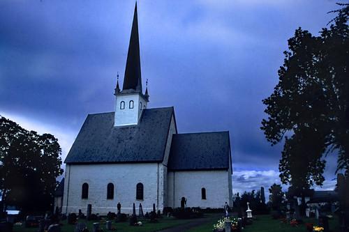 "Norwegen 1998 (804) Stange kirke • <a style=""font-size:0.8em;"" href=""http://www.flickr.com/photos/69570948@N04/50663557073/"" target=""_blank"">Auf Flickr ansehen</a>"