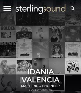 IdaniaValencia from Sterlingsound