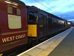 Photo of 33207 - WC - Crewe