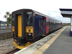 Photo of 153369 - GW - Newquay