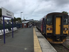 Photo of 153369 - GW - Newquay (2)