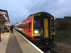 Photo of 158864 - EM - Grantham