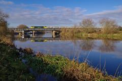 Photo of 70020 At Sawley Lock. 26/11/2020.