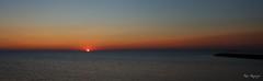 Sunset over the Markerlake