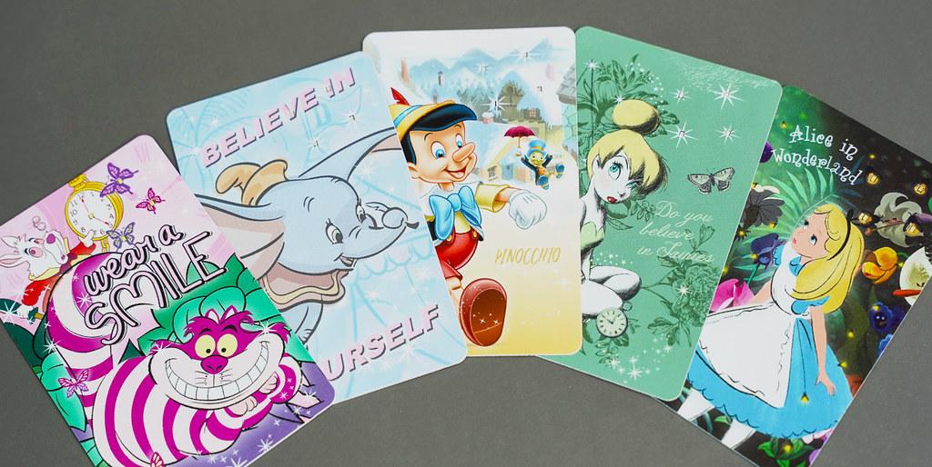 圖17.迪士尼系列發光票卡貼_售價199元