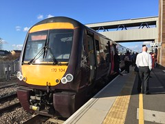 Photo of 170104 - XC - Peterborough