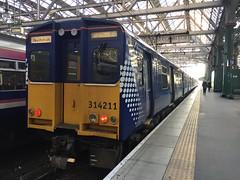 Photo of 314211 - SR - Glasgow Central