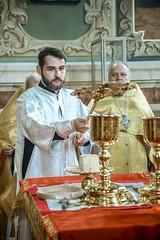 29 ноября 2020, Митрополит Кирилл рукоположил студента семинарии в сан диакона