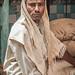 Worker in Spice Bazaar