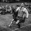 Kilted Relay Race