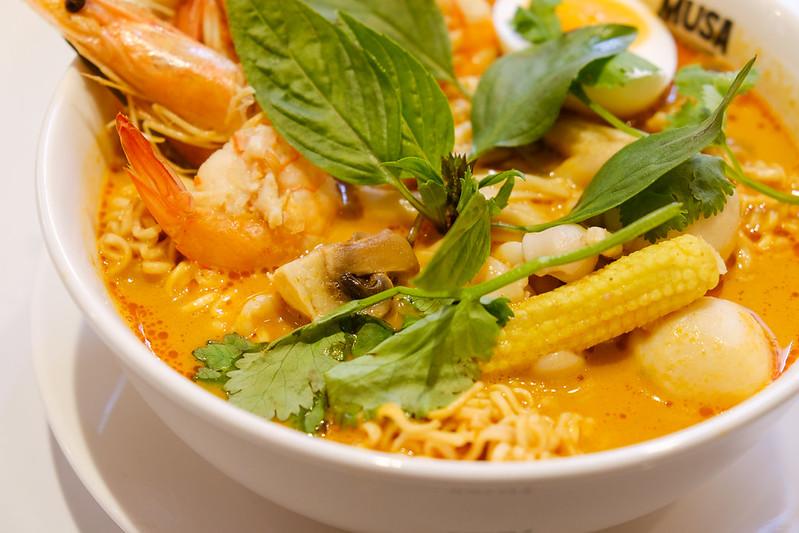 MUSA泰國船麵