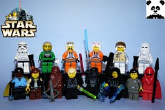 LEGO Star Wars Minifig History I - (1999-2004) + Update