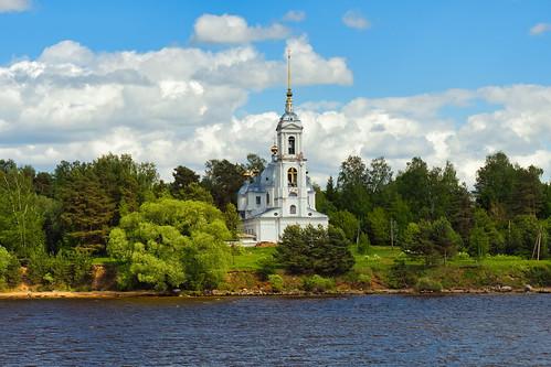 Volga River 254 ©  Alexxx Malev