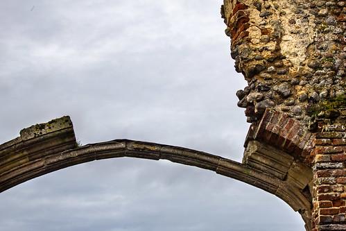 Fragile arch - External Gatehouse