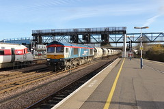 Photo of GBRf 66747 'Made in Sheffield' Class 66 General Motors / EMD Co-Co