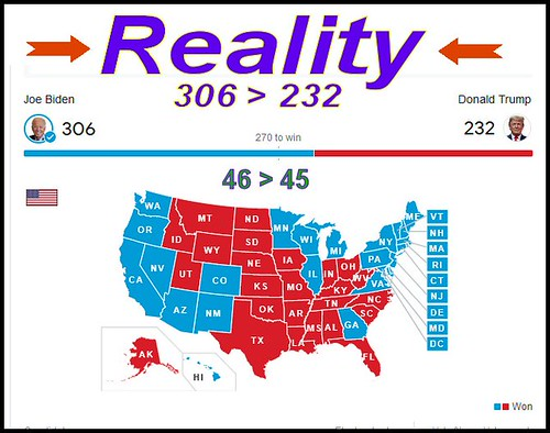 Biden wins: Truth Prevails!, From FlickrPhotos