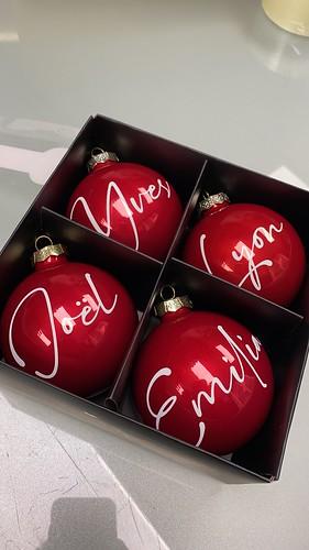 weihnachten weihnachtskugeln
