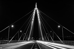Photo of Northern Spire Bridge, Sunderland, England