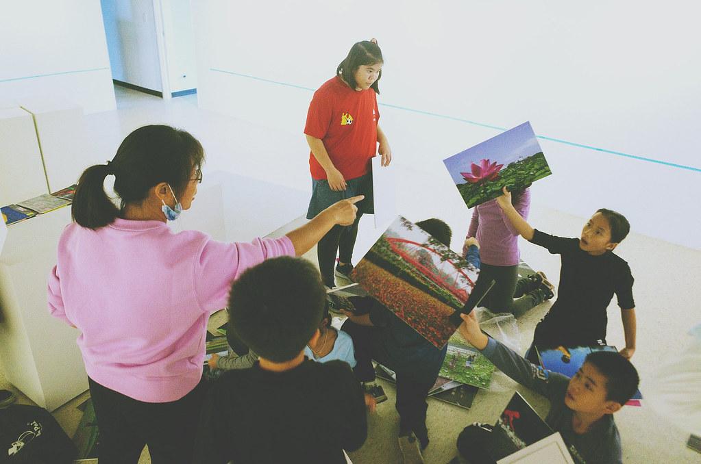 孩子的另一扇眼睛,攝影教學,孩子攝影展,淡水,福容飯店,滬水一方藝文中心