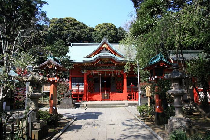 江島神社中津宮2