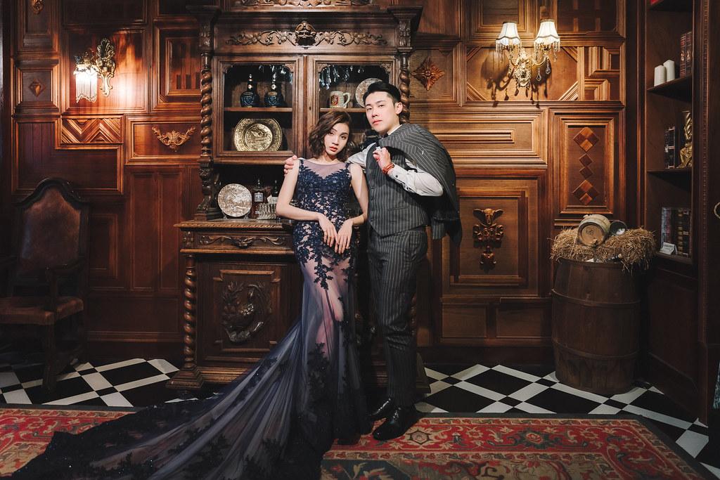 [自助婚紗] Huang&Hsiang|漁光島|奇美博物館