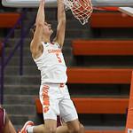 Clemson vs. S.C. State basketball