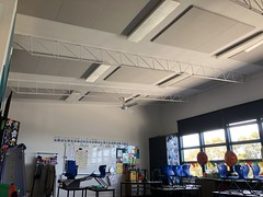 Sontext Acoustic Panels in Classroom