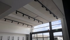 Reduced Noise Acoustic Ceiling Panels - Sontext