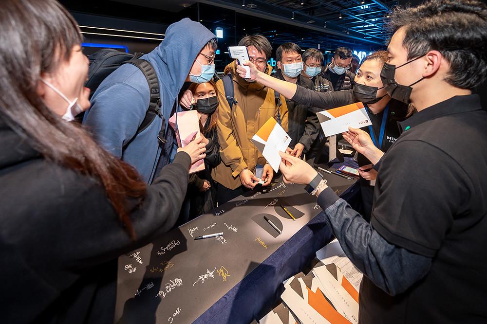 新光影城杜比影院開幕吸引300影迷朝聖-2