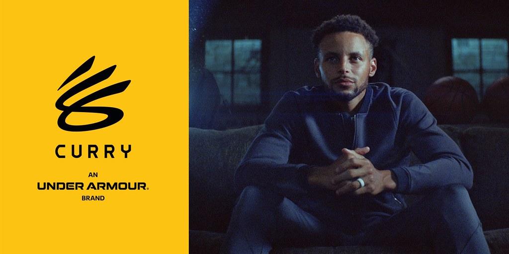 UNDER ARMOUR攜手當家代言球星Stephen Curry於美國時間2020年12月1日正式宣告推出Stephen Curry個人品牌「CURRY BRAND」。