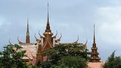 d001048 Phnom Penh Zilveren Pagode
