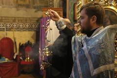 03.12.20 - канун Введения во храм Пресвятой Богородицы