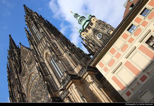 St. Vitus Cathedral, Prague, Czech Republic