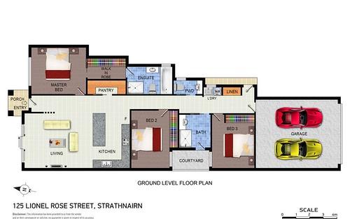 125 Lionel Rose Street, Strathnairn ACT 2615