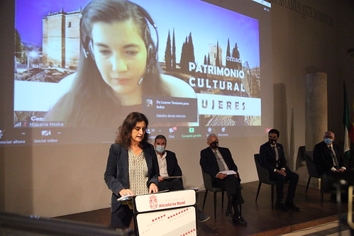 """Jornadas Patrimonio Cultural y Mujeres (1) • <a style=""""font-size:0.8em;"""" href=""""http://www.flickr.com/photos/141347218@N03/50678914096/"""" target=""""_blank"""">View on Flickr</a>"""