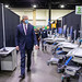 "Governor Baker, Lt. Governor Polito tour reopened field hospital at DCU Center in Worcester • <a style=""font-size:0.8em;"" href=""http://www.flickr.com/photos/28232089@N04/50678942168/"" target=""_blank"">View on Flickr</a>"