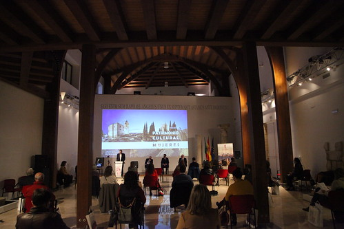 """Jornadas Patrimonio Cultural y Mujeres (5) • <a style=""""font-size:0.8em;"""" href=""""http://www.flickr.com/photos/141347218@N03/50678995417/"""" target=""""_blank"""">View on Flickr</a>"""