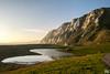Misty Cliff